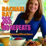 Rachael Ray 365: No Repeats Cookbook Giveaway, Ends March 11