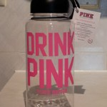 FREE Victoria's Secret PINK Sports Water bottle Giveaway!