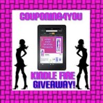 Win a FREE KINDLE FIRE, Ends May 19