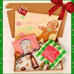 Gingerbread Man Holiday Prize Pack Giveaway, Ends 12/11