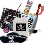 Pirate, Princess and Spy Deluxe Lootbags review, Party Fun Box