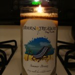 Hidden treasure candle giveaway, Ends 1/4