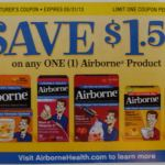 $1.50 off Any Airborne product coupon Expires May 2013