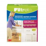 Filtrete High Performance Drinking Water System and importance of drinking clean filtered tap water