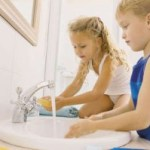 Children Proper hand washing. What you should know about Antibacterial soaps/ Hand sanitizers.
