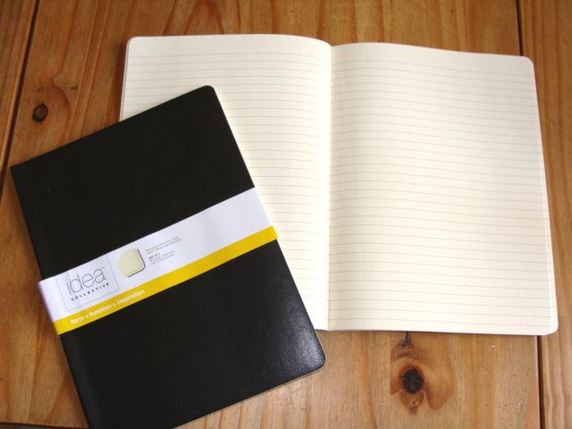 Idea Collective Notebooks