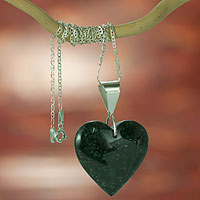 Novica-Jade-Heart-Necklace