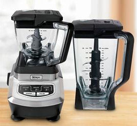 Make your Refreshing Mouthwatering Smoothies with Ninja Kitchen System and Blender!