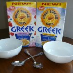 New Honey Bunches of Oats made with Greek Yogurt {Review & Giveaway}