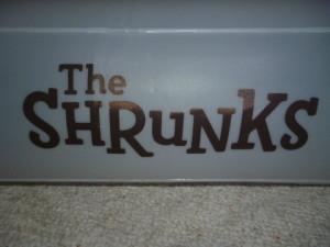 shrunks logo