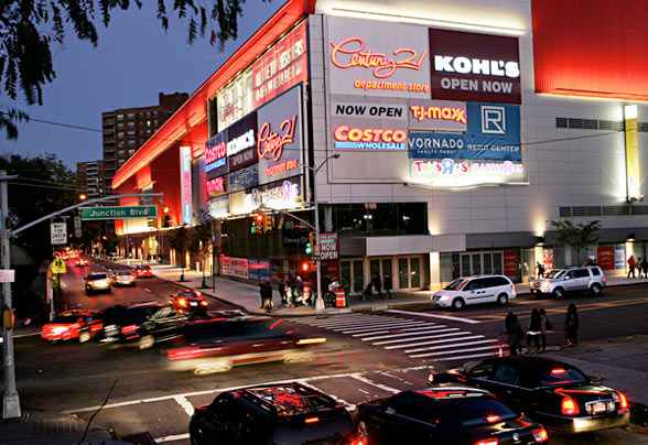 Kohls rego park queens center mall