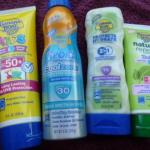 New Banana Boat Sunscreens Worth Checking Out!