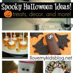 Spooky Halloween Ideas: Treats, Decor and more!