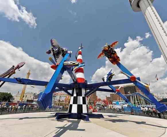 air race-coney island