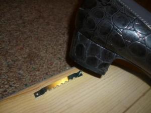 shoe hammer