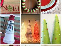 15 Do it Yourself Christmas Craft Ideas - I love My Kids Blog