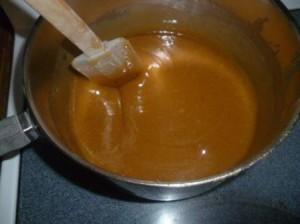 caramel apple 1