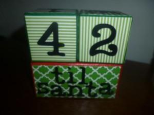 countdown to santa 42