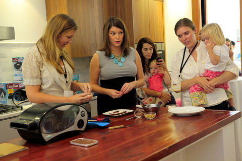 gail simmons shares easy bake recipes