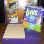 New Luvs Super Absorbent Night Time Leakguard Diapers #TheClueIsInTheBlue