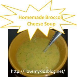 Broccoli soup 14