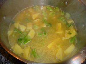 Broccoli soup 6