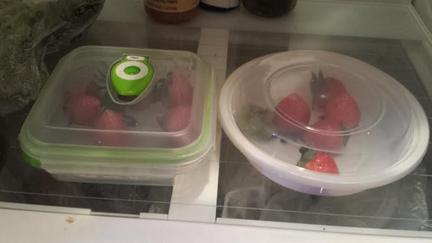 Air Sealed Container