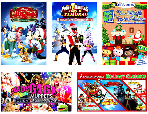 netflix christmas kids movies