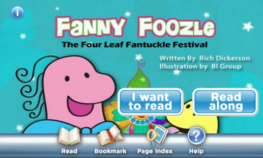 fanny foozle front page