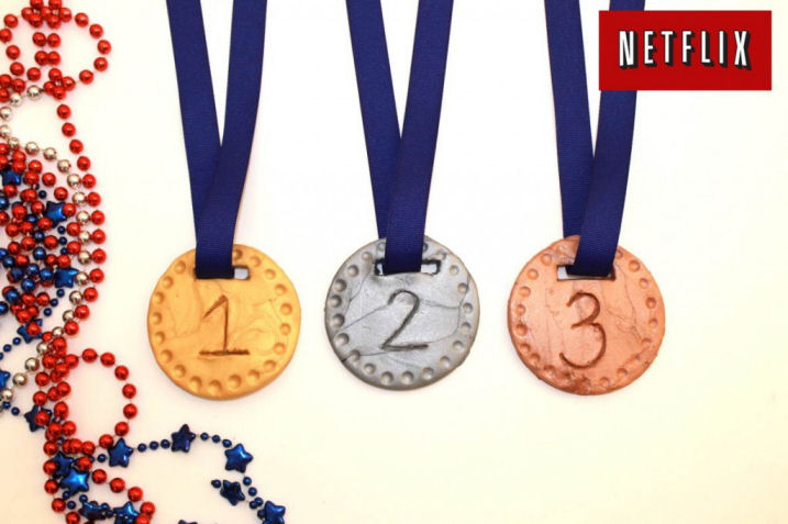 diy gold medals