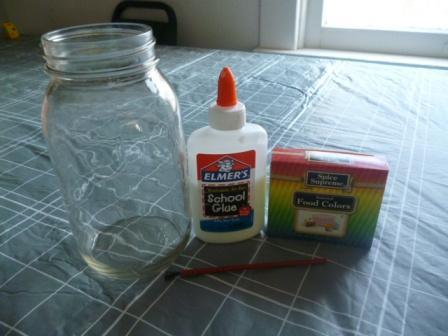 valentines day craft elmers glue