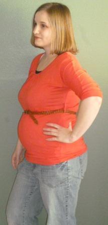 Pink Blush Maternity 3