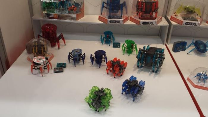 hex bugs 2014