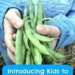 Introducing Kids to Gardening
