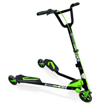 Y Fliker Scooter >> Y Volution Y Fliker Carver C3 Scooter Review I Love My Kids Blog