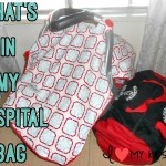 Maternity Hospital Bag Essentials – (What the hospital provides and doesn't!)