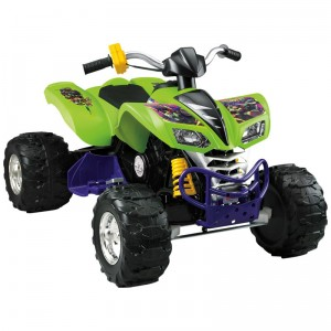 Power Wheels Teenage Mutant Ninja Turtles Kawasaki KFX