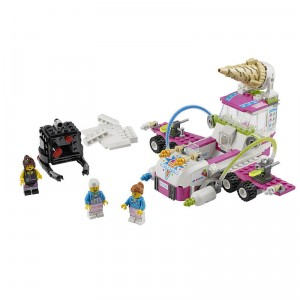 The LEGO Movie Ice Cream Machine