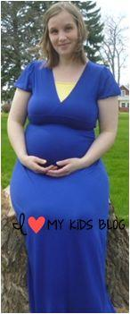 flybelly maternity dress 4