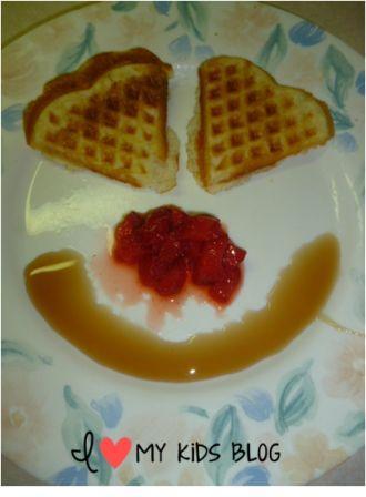 kalorik waffle maker 3