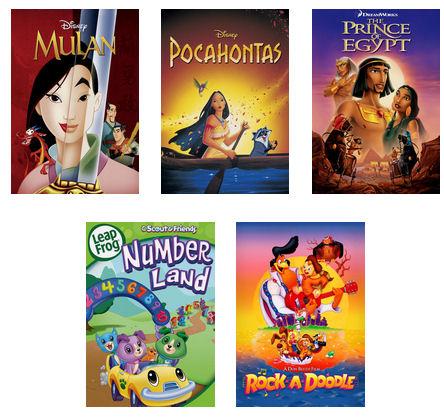 musicals for little kids