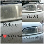 DIY- Cheap Headlight Cleaner! I guarantee you'll have EVERYTHING at home!