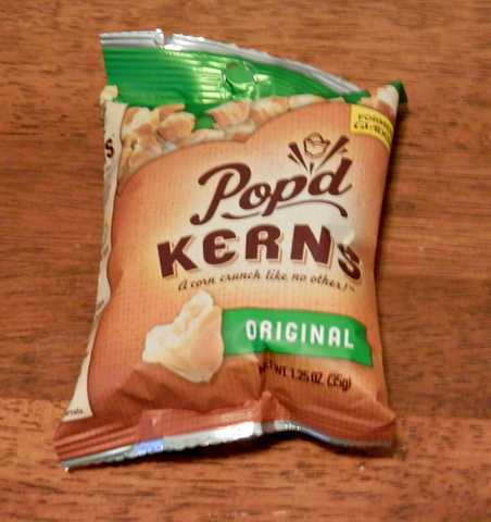 Pop'd Kerns