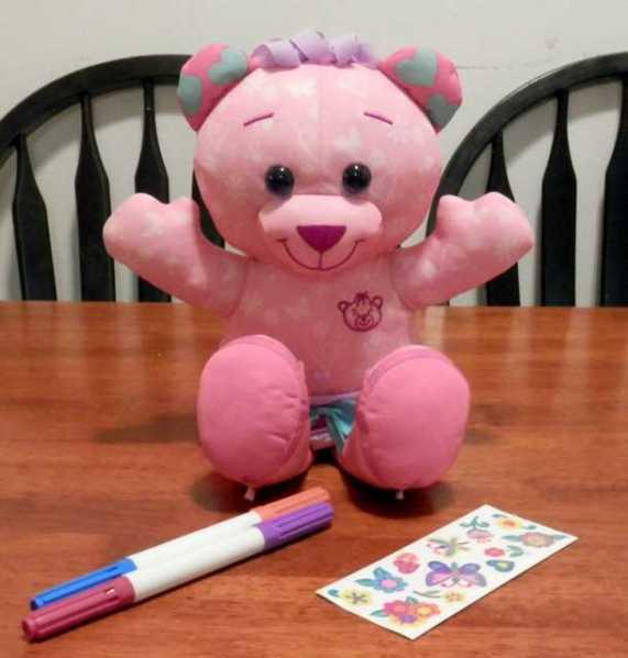 Doodle bear