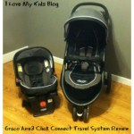Transport your infant with ease using the Graco Aire3 Click Connect Travel System!
