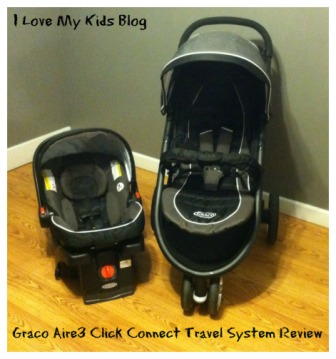 Graco Aire3 clcik connect button 2 small