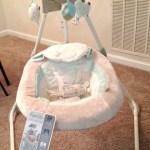 Ingenuity InLighten Cradling Swing is a Great Way to Keep Your Baby Happy
