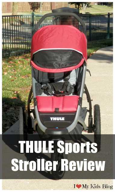 Thule Sports Stroller Review