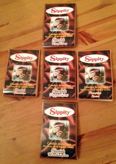 Sippity Hot Chocolate Packets