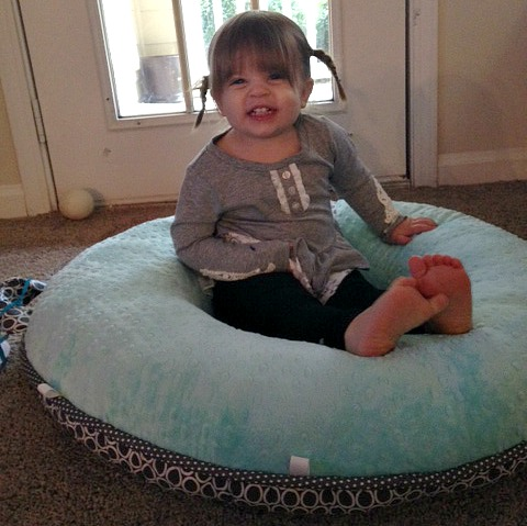 Pello, a Floor Pillow for Your Kids Review